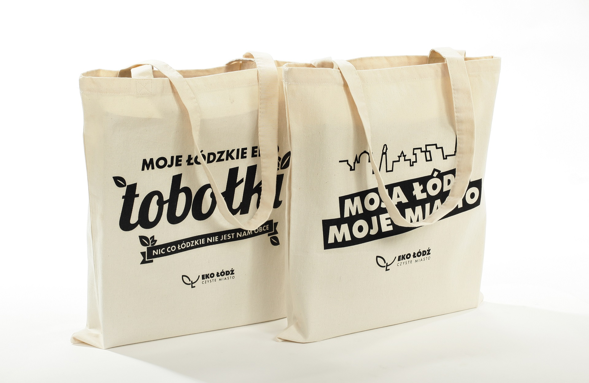 Ecological Cotton bags EN