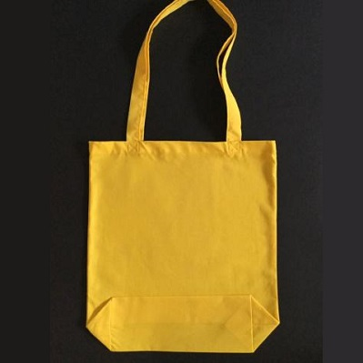 FLAT BAG WITH BASE GUSSET