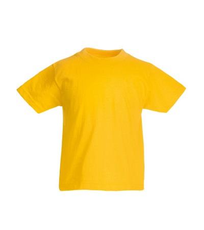 Koszulki bawełniane dziecięce reklamowe